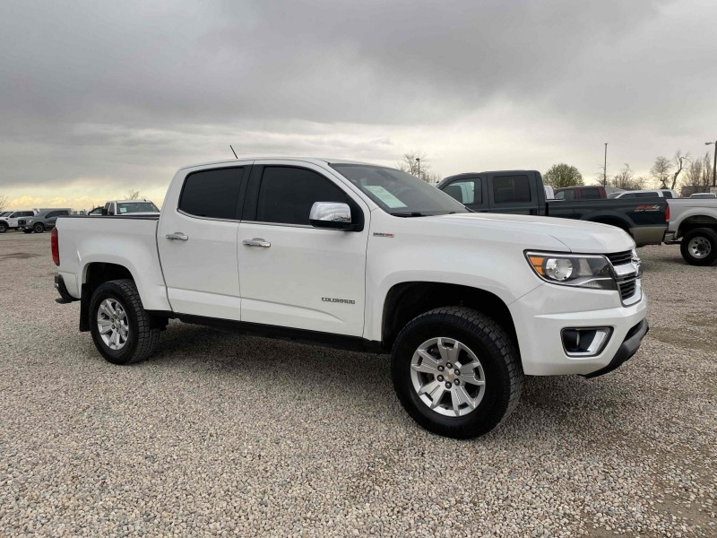 Chevrolet Colorado 2017 price $24,995