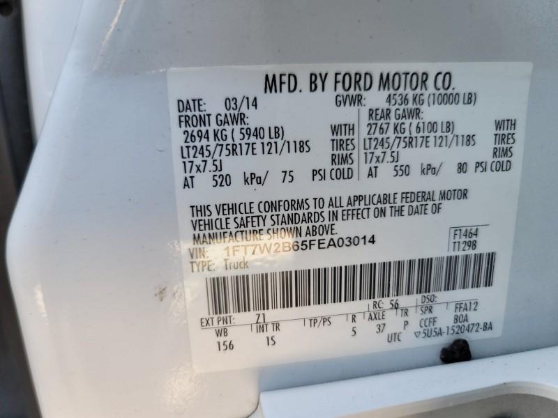Ford F-250 Super Duty 2015 price $23,995