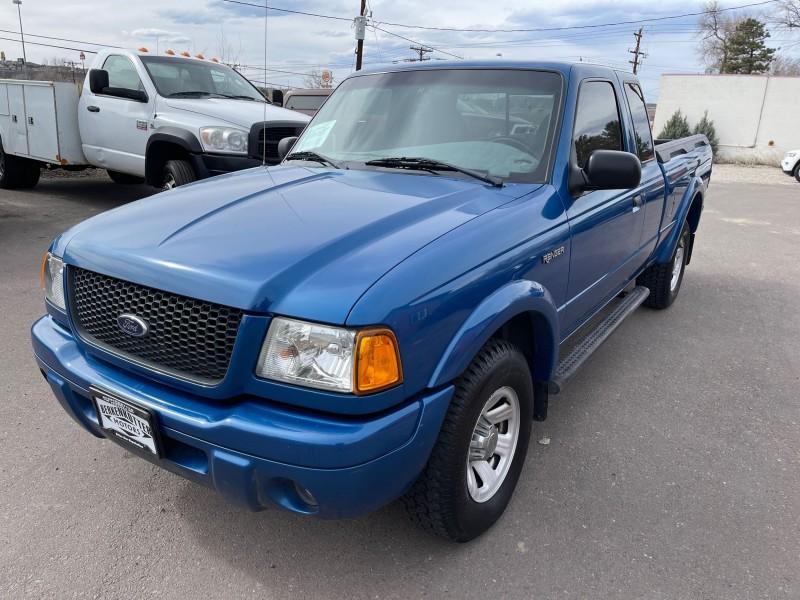 Ford Ranger 2002 price $7,995