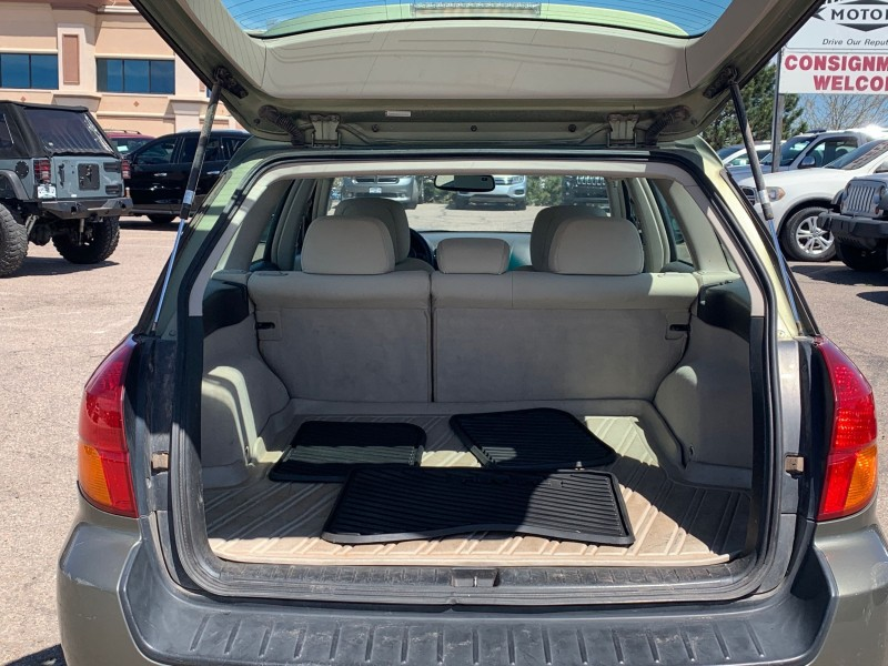 Subaru Outback 2007 price $9,988