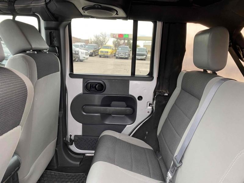 Jeep Wrangler Unlimited 2007 price $13,988
