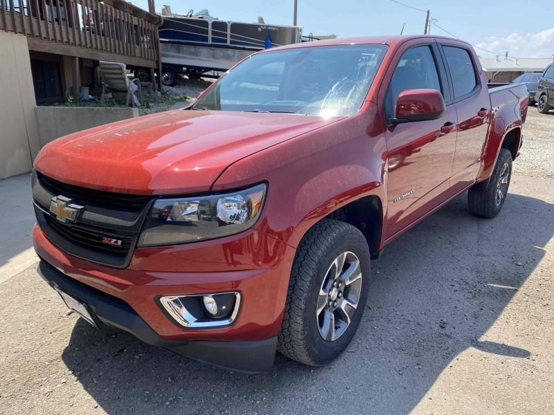 Chevrolet Colorado 2016 price $25,988