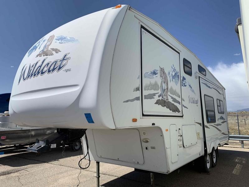 FRRV Wildcat 2006 price $14,995