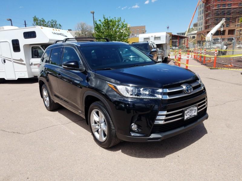 Toyota Highlander Hybrid 2017 price $35,995