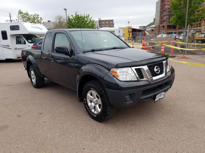 Nissan Frontier 2012 price $18,999