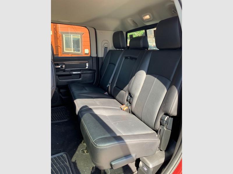 Ram Ram Pickup 2500 2018 price $63,995