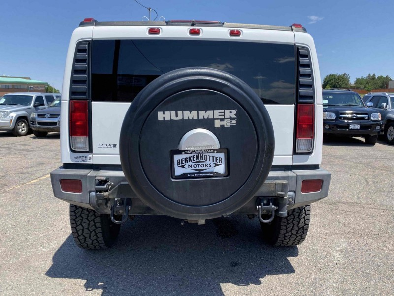 HUMMER H2 2007 price Call for Pricing.