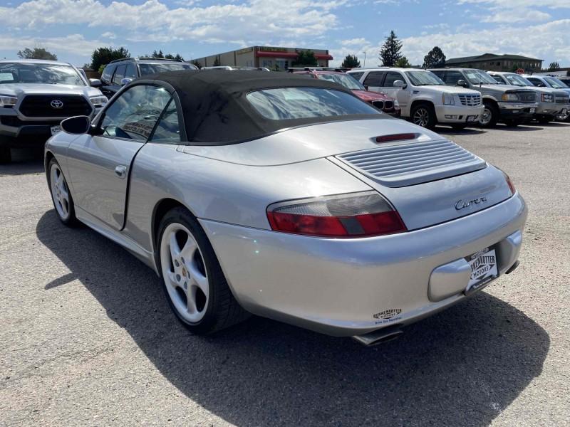 Porsche 911 2003 price $23,988