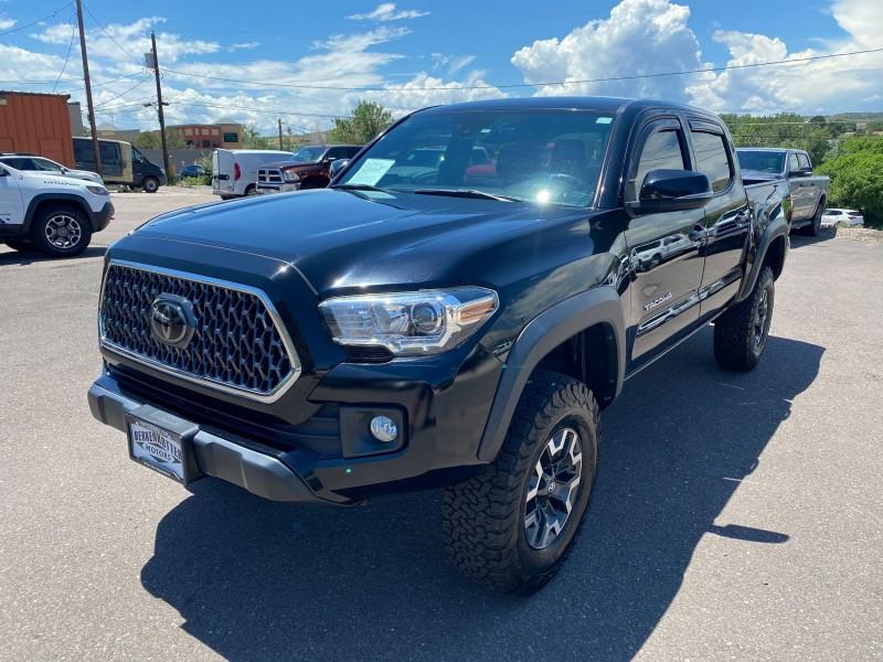 Toyota Tacoma 2018 price $44,495
