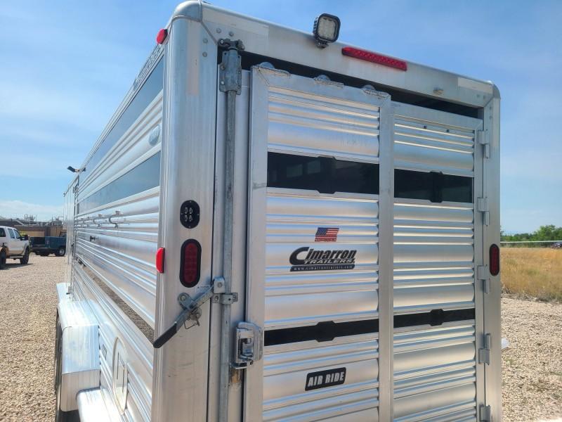 Cimarron Trailers  2015 price $32,995