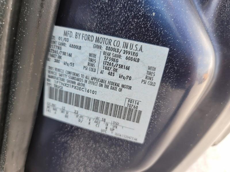 Ford F-250 Super Duty 2003 price $12,995