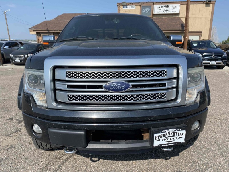 Ford F-150 2013 price $25,988
