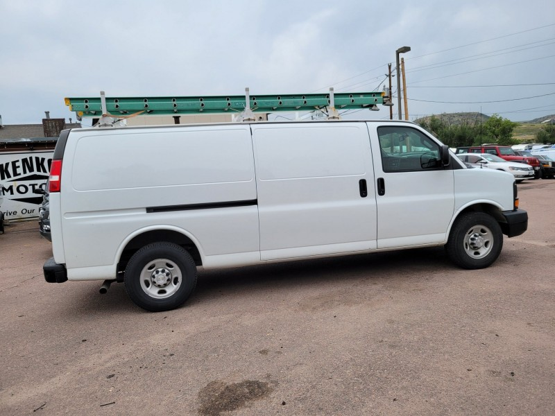 Chevrolet Express Cargo 2016 price Call for Pricing.