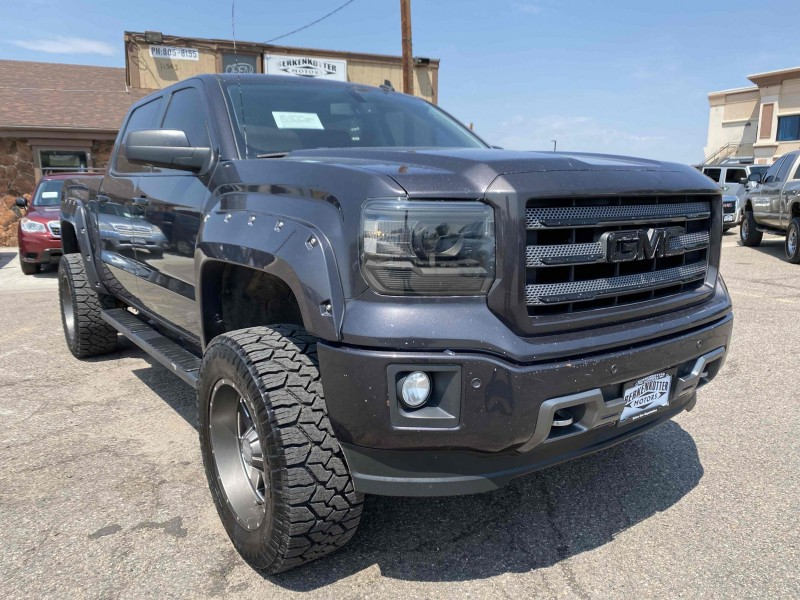 GMC Sierra 1500 2014 price $30,988