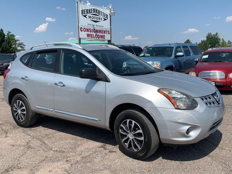 Nissan Rogue Select 2014 price $6,988