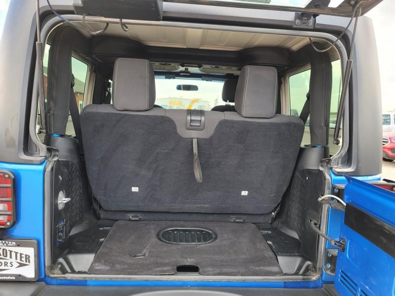 Jeep Wrangler 2016 price $31,400