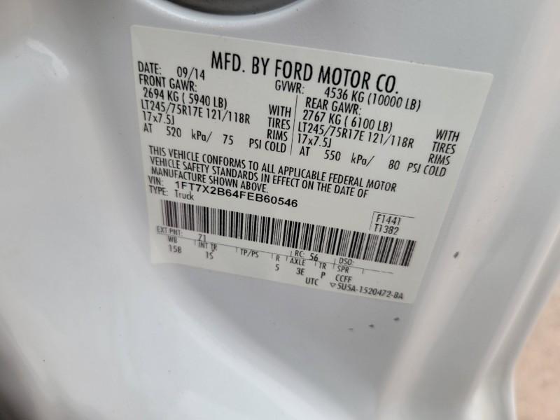 Ford F-250 Super Duty 2015 price $19,995