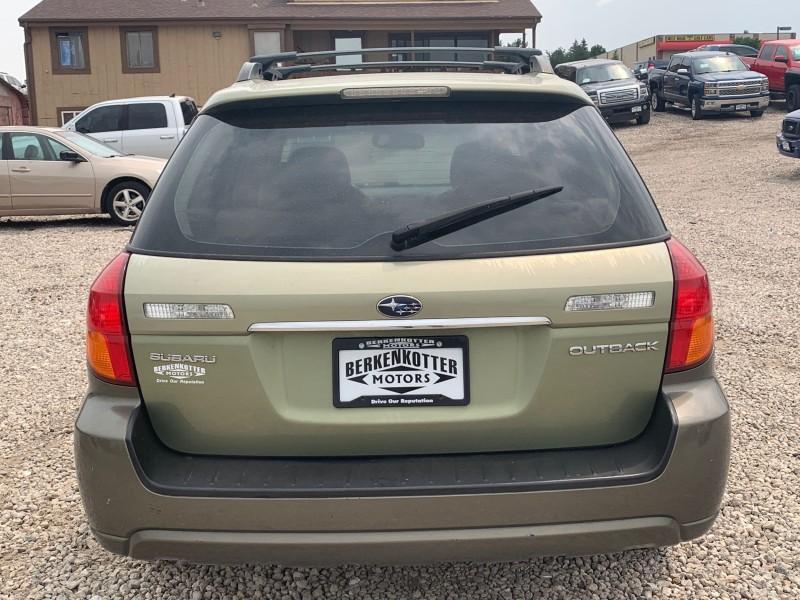 Subaru Outback 2006 price $5,988