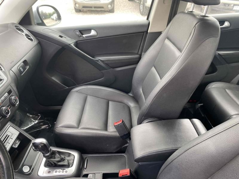Volkswagen Tiguan 2016 price $16,988