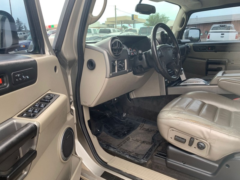 HUMMER H2 2003 price $13,988