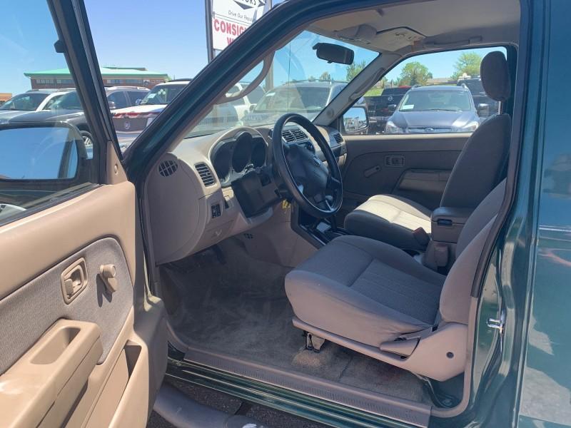 Nissan Frontier 2002 price $11,988
