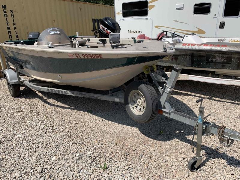 Sylvan 1700 Navigator 2001 price $6,995