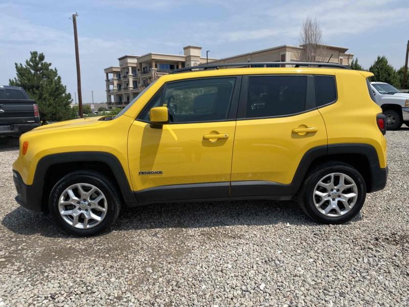 Jeep Renegade 2015 price $18,488