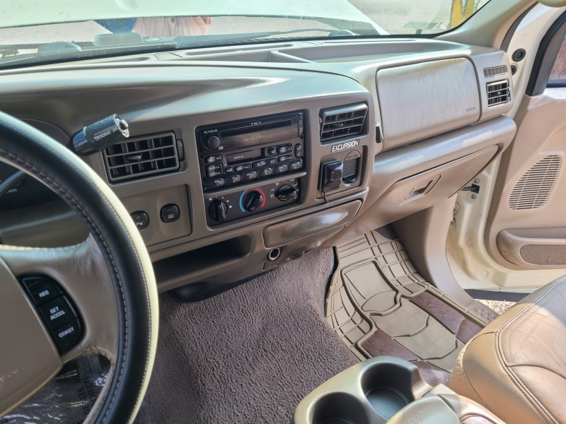 Ford Excursion 2000 price $9,995