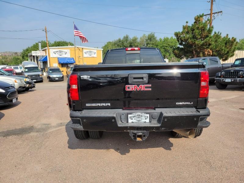 GMC Sierra 3500HD 2015 price $52,995