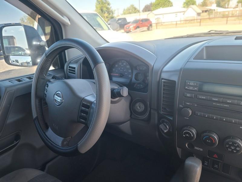 Nissan Titan 2007 price $10,995