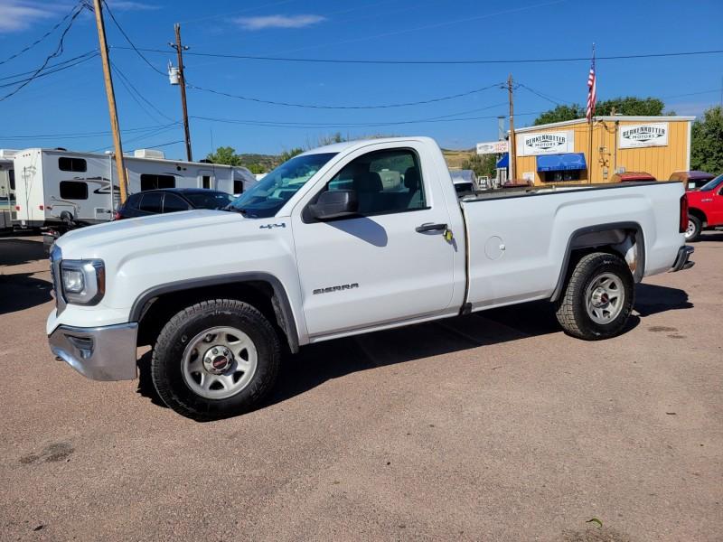 GMC Sierra 1500 2017 price $22,995