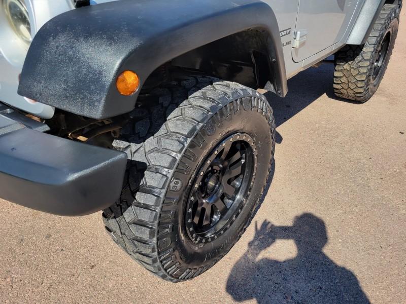 Jeep Wrangler 2010 price $13,995