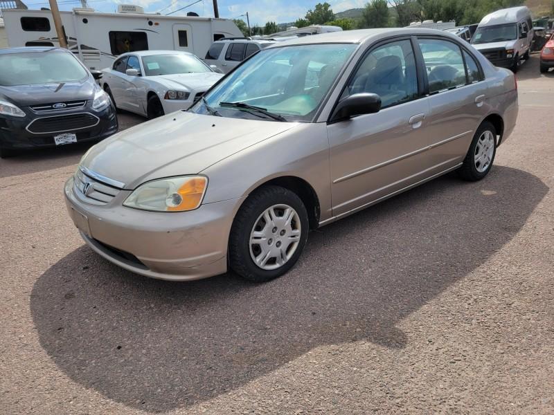 Honda Civic 2002 price $2,995