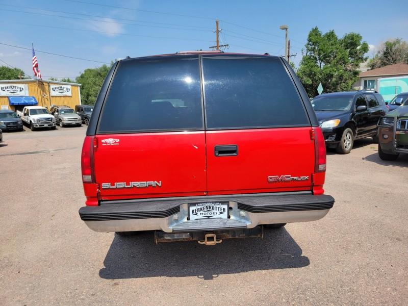 GMC Suburban 1997 price $9,900