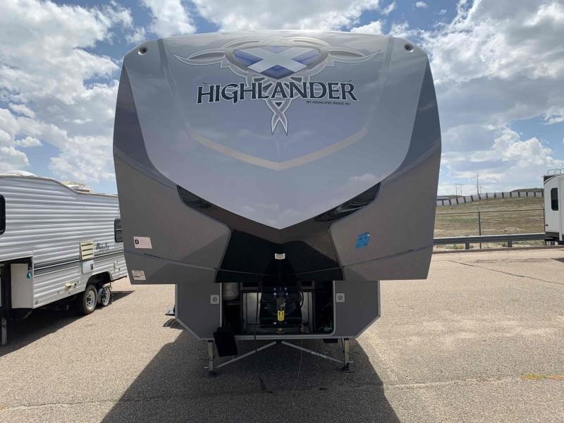 HGHR Highlander 2017 price $49,995