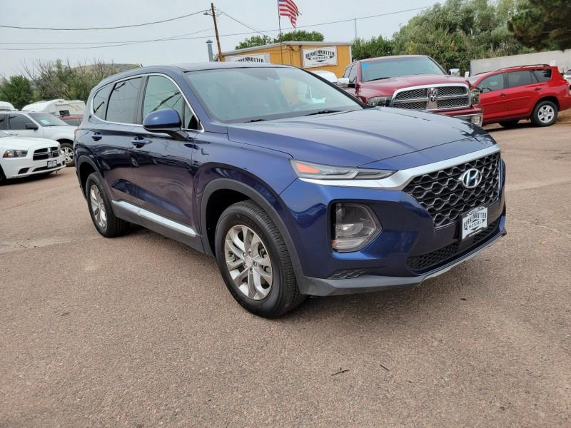 Hyundai Santa Fe 2019 price $23,995
