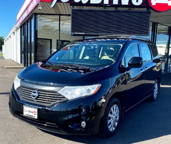 Nissan Quest 2013 price Call for price