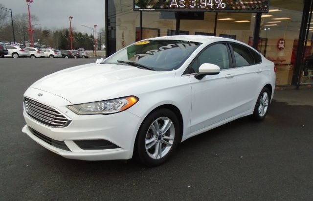 Ford Fusion 2018 price Call for price