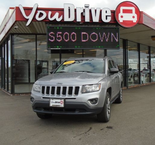 Jeep Compass 2016 price Call for price