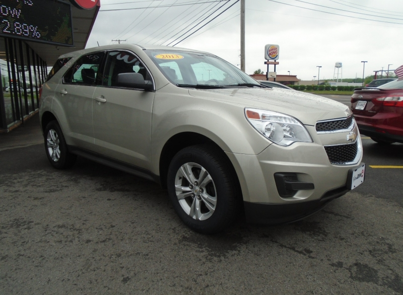 Chevrolet Equinox 2013 price Call for price
