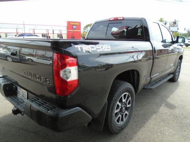 Toyota Tundra 2018 price $40,495