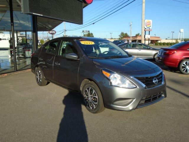 Nissan Versa 2017 price Call for price