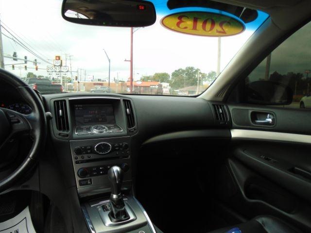 Infiniti G Sedan 2013 price $17,010