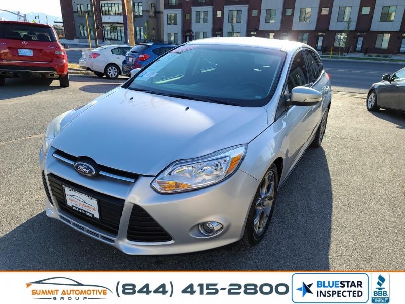 Ford Focus 2013 price $5,490