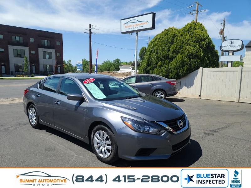 Nissan Altima 2016 price $9,490