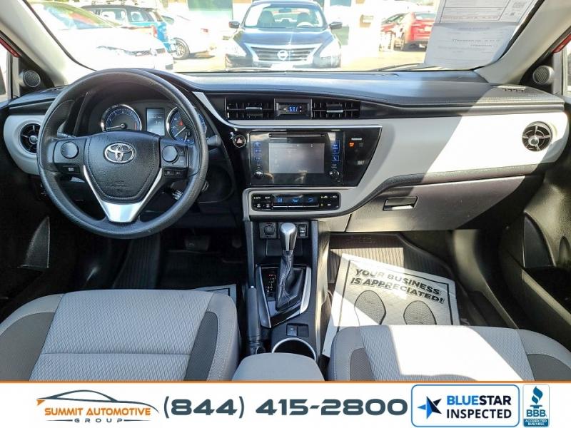 Toyota Corolla 2017 price $13,490