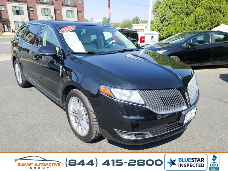 Lincoln MKT 2014 price $12,990