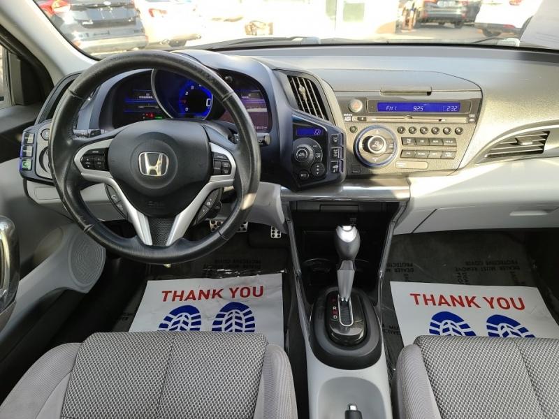 Honda CR-Z 2012 price $7,890