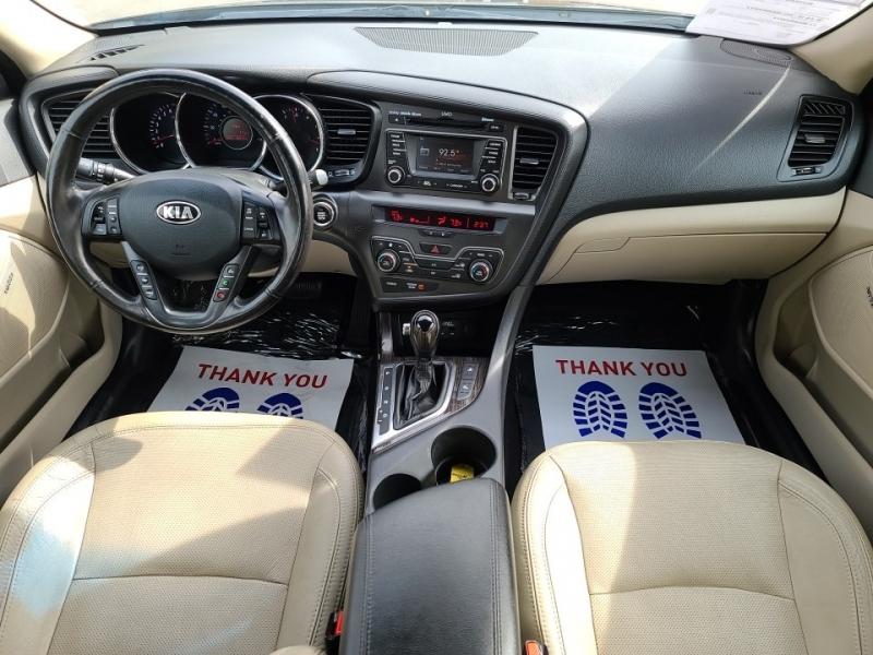 Kia Optima 2013 price $8,490