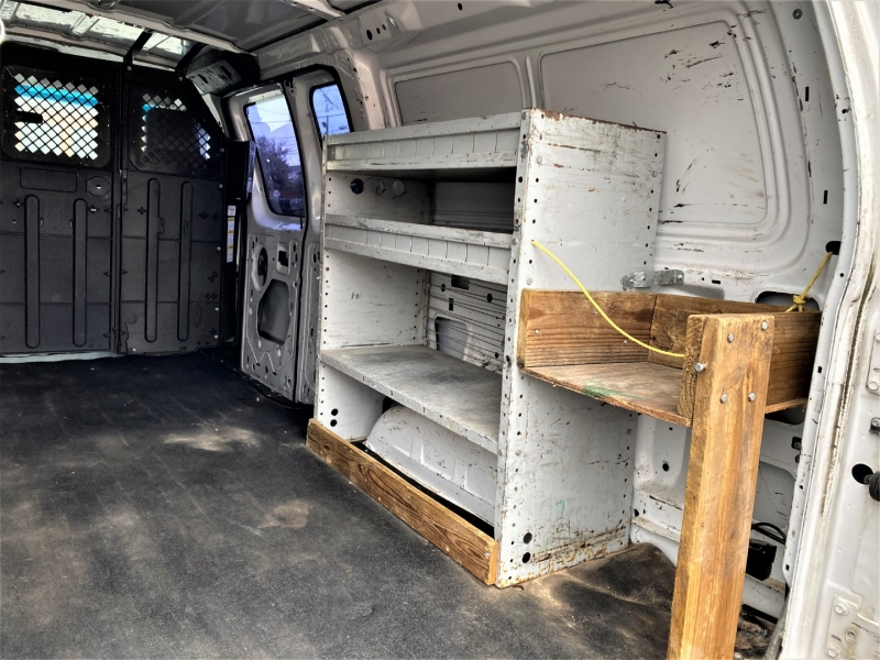 Ford Econoline Cargo Van 2013 price CALL FOR A PRICE